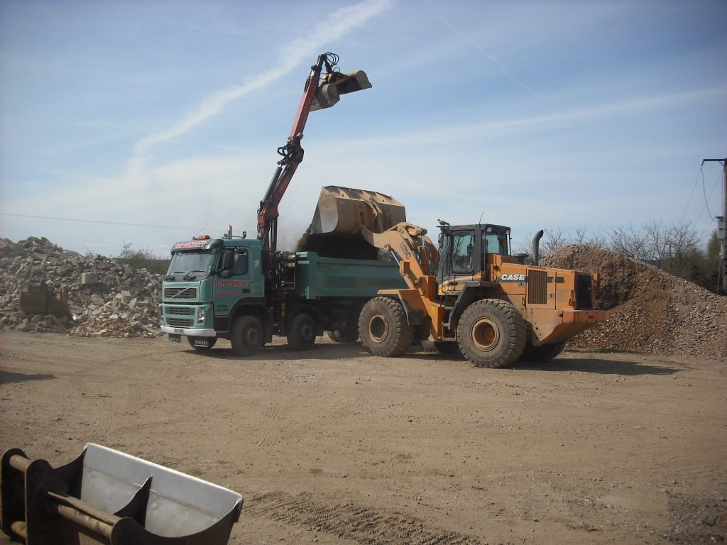 Grab-Lorry-Construction-Clearance Bedfordshire Hertfordshie borders